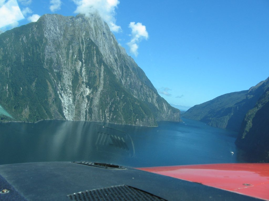 Milford Sound Scenic Flights: 4-5 hours well spent and memories to last a lifetime