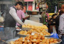 Street Food - Jaipur