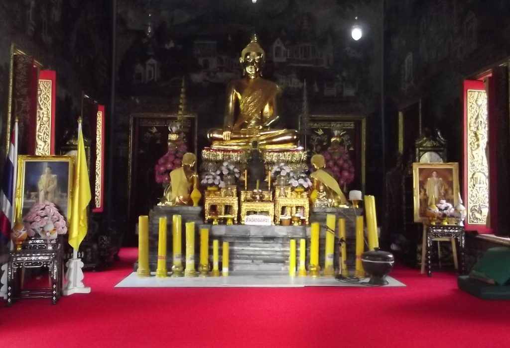 Most Thais are Buddhists, which means they might have beliefs to which you are unaccustomed.